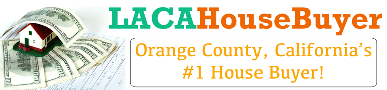 We Buy Southern Orange County California Houses